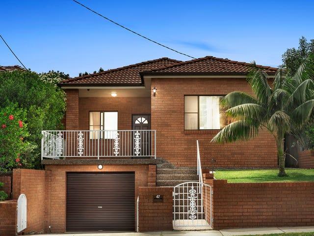 47 Irvine Street, Kingsford, NSW 2032