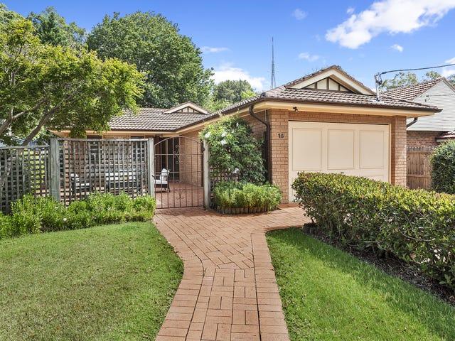 16 Saywell St, Chatswood, NSW 2067