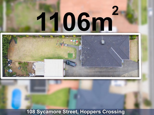 108 Sycamore Street, Hoppers Crossing, Vic 3029