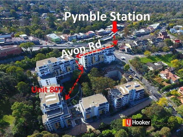 807/10 Avon Road, Pymble, NSW 2073