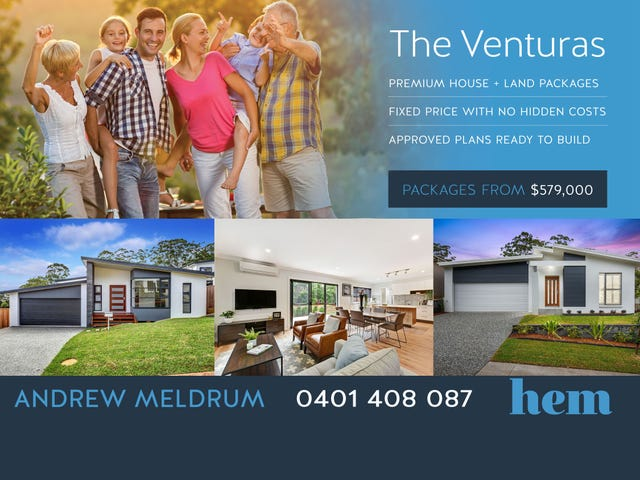 Lot 201 Ventura Place, Port Macquarie, NSW 2444