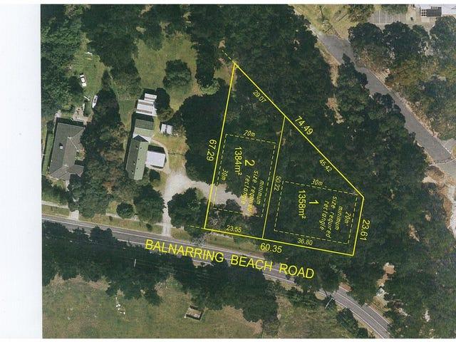 Lot 1 and 2, 4 Balnarring Beach Road, Balnarring, Vic 3926