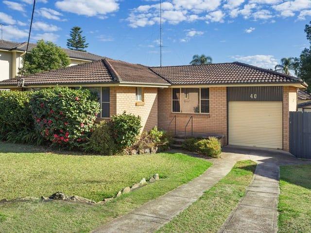 40 Grose Vale Road, North Richmond, NSW 2754