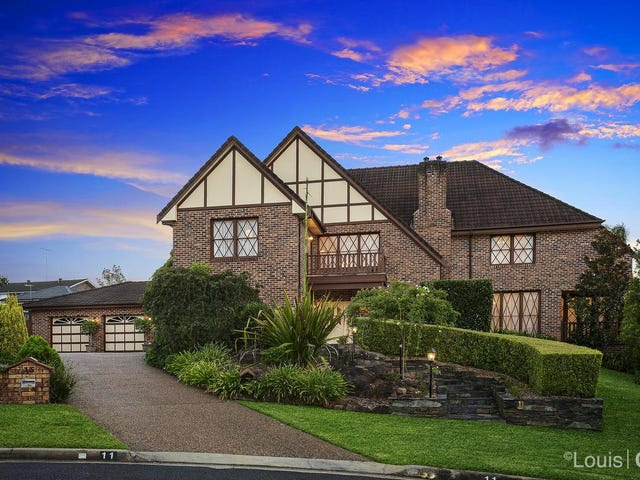 11 Lynwood Place, Castle Hill, NSW 2154