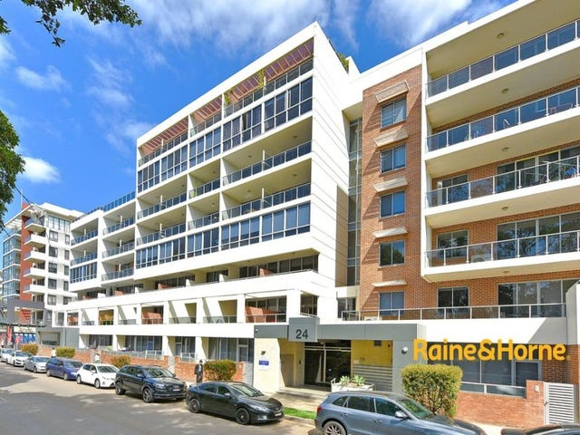3/24 Walker Street, Rhodes, NSW 2138