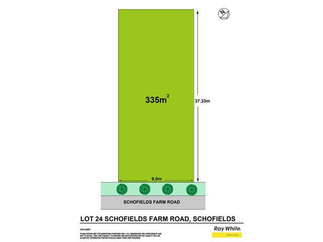 Lot 24 Schofields Farm Road, Schofields, NSW 2762