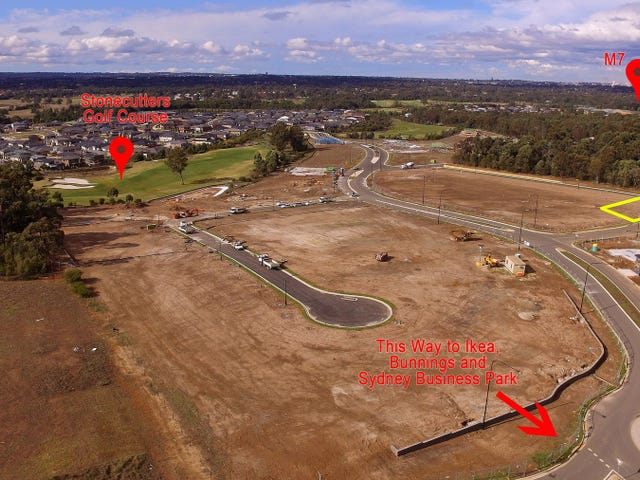 Lot 428 Greenway Estate, Marsden Park, NSW 2765