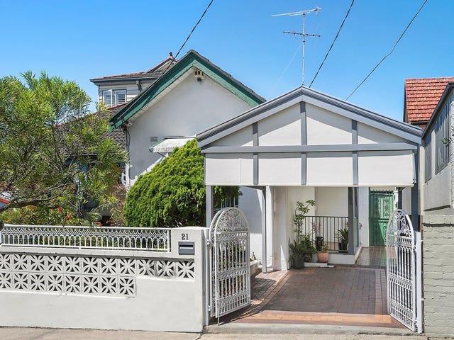 21 Kensington Road, Kensington, NSW 2033