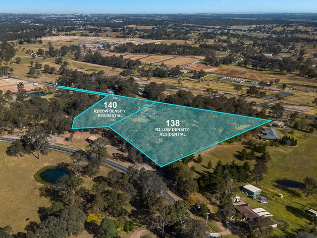 138 & 140 Old Pitt Town Road, Box Hill, NSW 2765