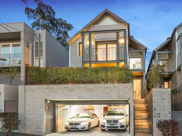 27A Rosser Street, Rozelle, NSW 2039