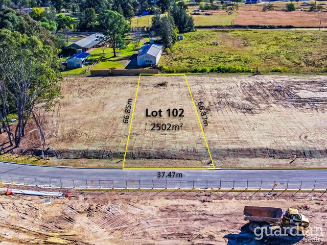 Lot 102 Eden Circuit, Pitt Town, NSW 2756