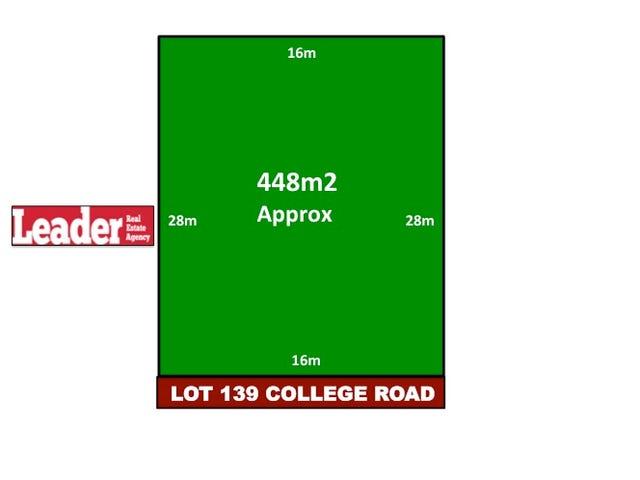 Lot 139, College Road, Doreen, Vic 3754