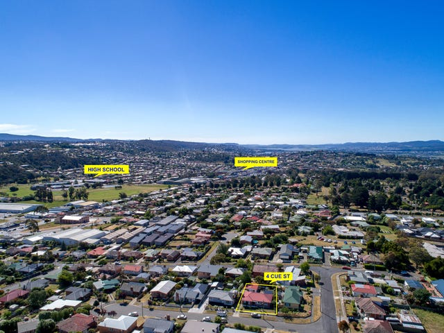 4 Cue Street, Youngtown, Tas 7249