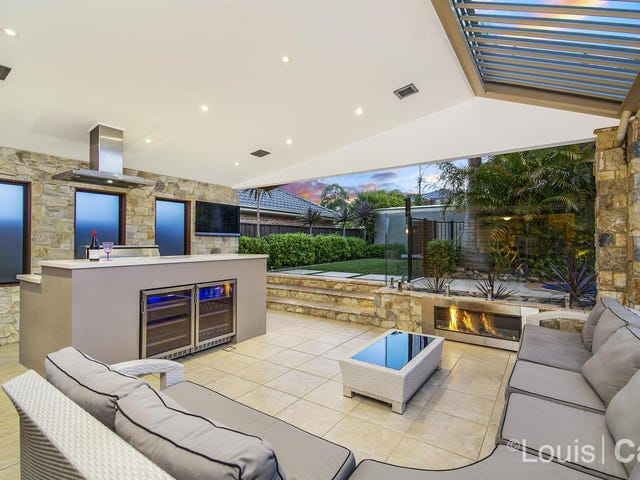 1 Matilda Grove, Beaumont Hills, NSW 2155