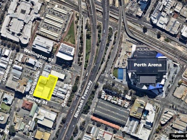 Corner Murray Street and Coolgardie Street, West Perth, WA 6005