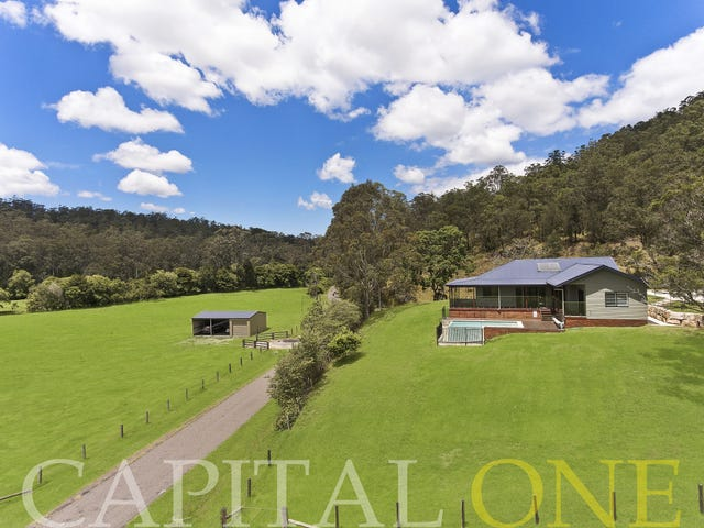 166 Brush Creek Road, Cedar Brush Creek, NSW 2259