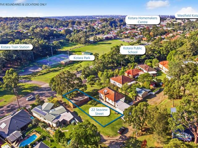 22 Seaview Street, Kotara, NSW 2289