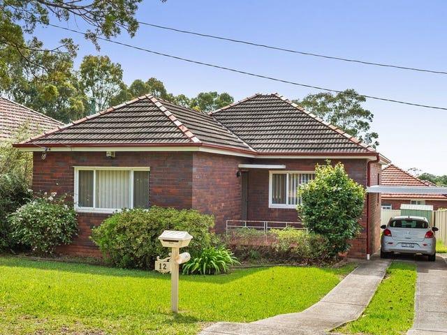 12 Midlothian Ave, Beverly Hills, NSW 2209
