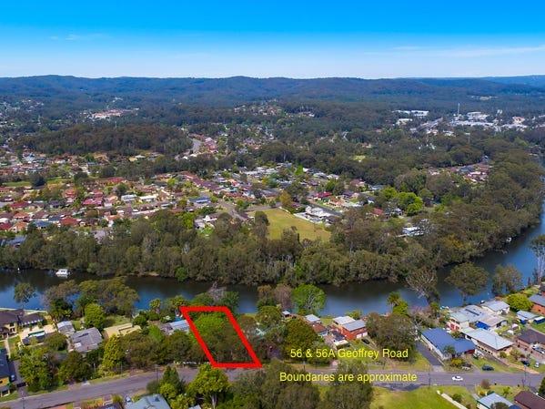 56 & 56A Geoffrey Road, Chittaway Point, NSW 2261