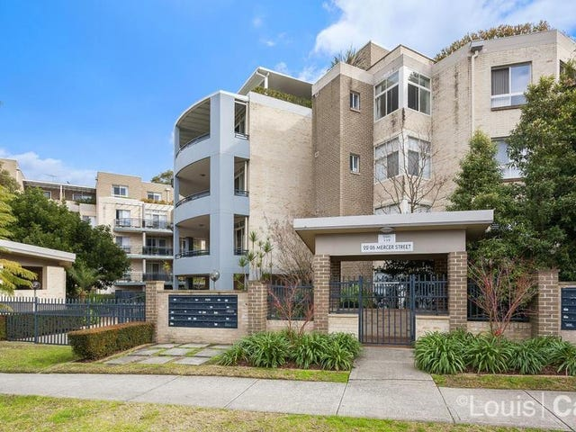 45/22-26 Mercer Street, Castle Hill, NSW 2154