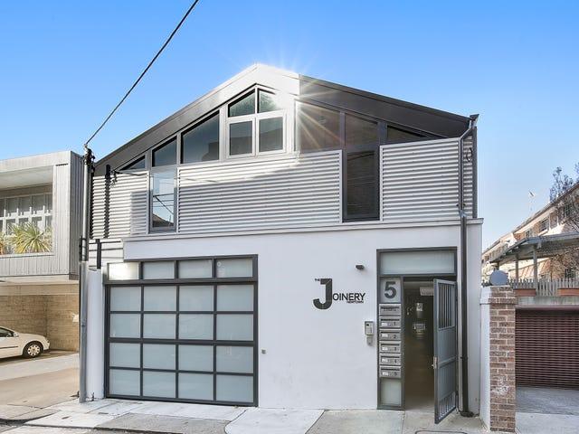 5/5 Pemell Lane, Newtown, NSW 2042