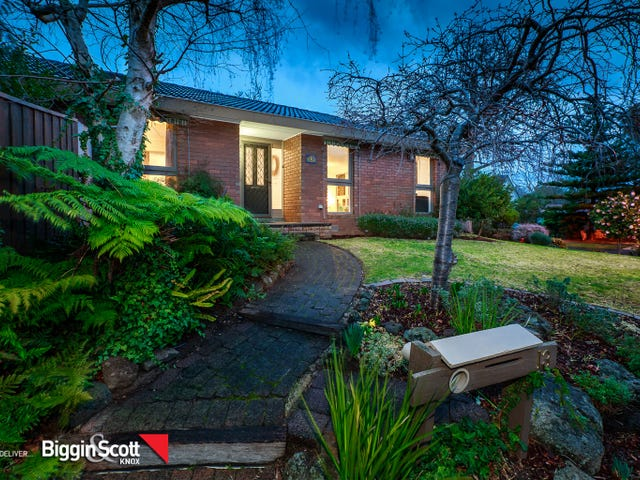 13 Alexander Crescent, Ferntree Gully, Vic 3156