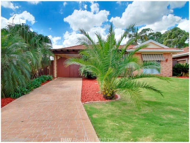 32 Heseltine Place, Rooty Hill, NSW 2766