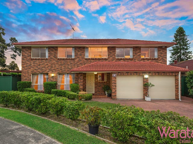 8 Vallen Place, Quakers Hill, NSW 2763