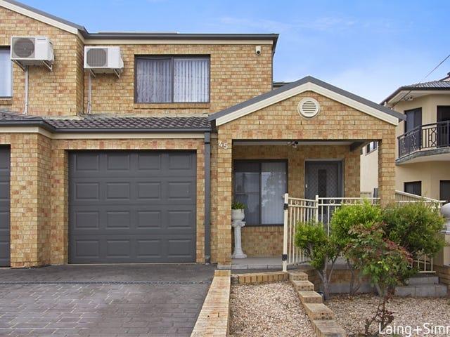 45 Boronia Street, South Wentworthville, NSW 2145
