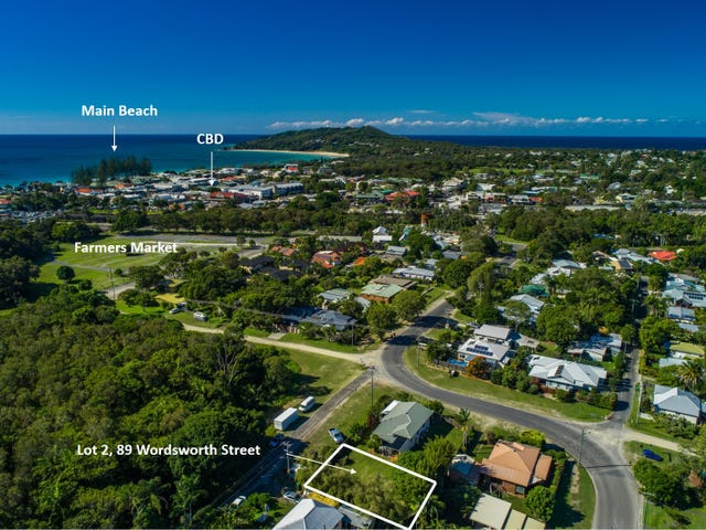 Lot 2, 89 Wordsworth Street, Byron Bay, NSW 2481