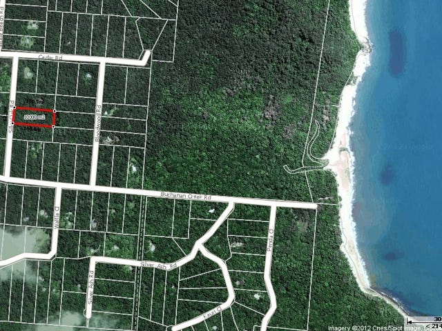 Lot 183 Silky Oak Road COW BAY, Daintree, Qld 4873