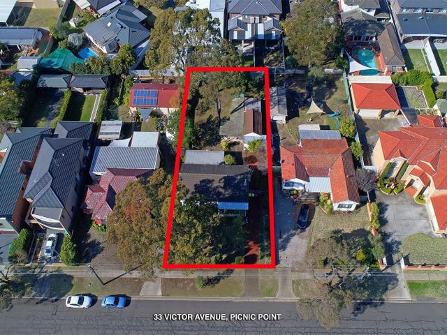 33 Victor Avenue, Picnic Point, NSW 2213