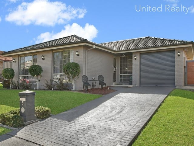 5 Milparinka Close, Hoxton Park, NSW 2171