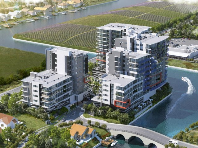 2 BED & STUDY NOOK/25 - 31 EAST QUAY DRIVE, Biggera Waters, Qld 4216