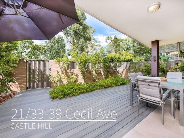 21/33-39 Cecil Avenue, Castle Hill, NSW 2154