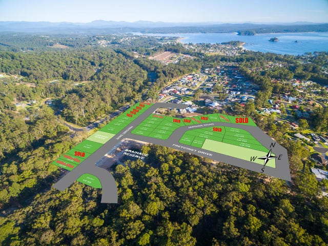 Stage 11 Sunshine Bay Estate, Sunshine Bay, NSW 2536