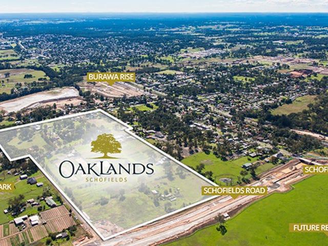 lot 454 Oaklands Estate, Schofields, NSW 2762