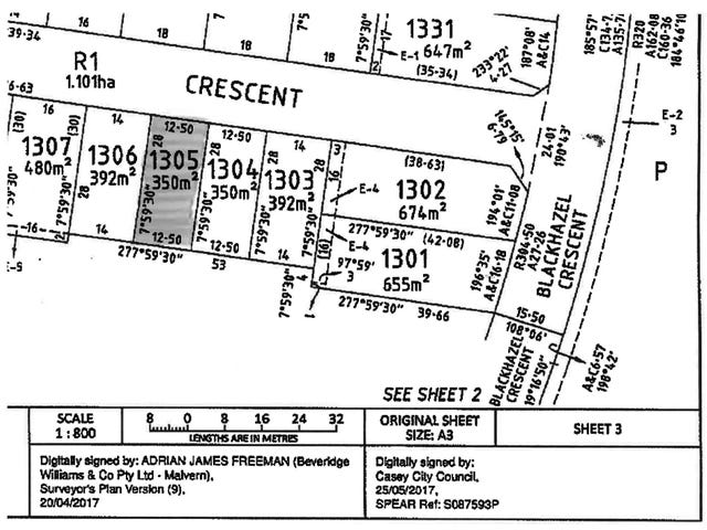 21 Blackhazel Crescent, Clyde North, Vic 3978