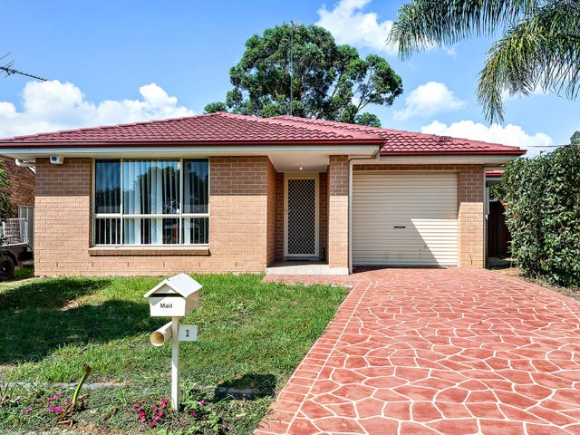 2 Picnic Place, Claremont Meadows, NSW 2747