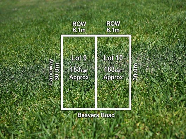 Lot 9 & 10/117 Beavers Road, Northcote, Vic 3070