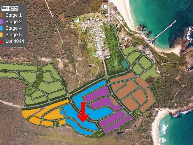 Lot 4044, Catherine Hill Bay, NSW 2281