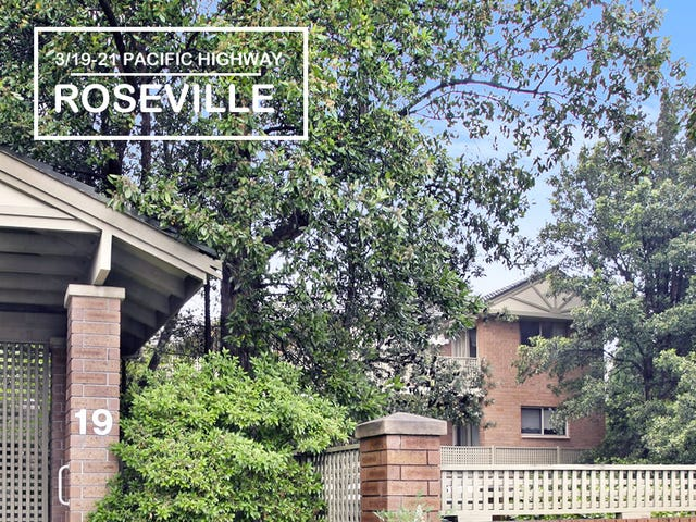 3/19-21 Pacific Highway, Roseville, NSW 2069