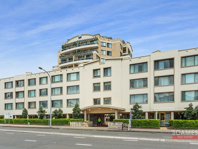 173/107-115 Pacific Highway, Hornsby, NSW 2077