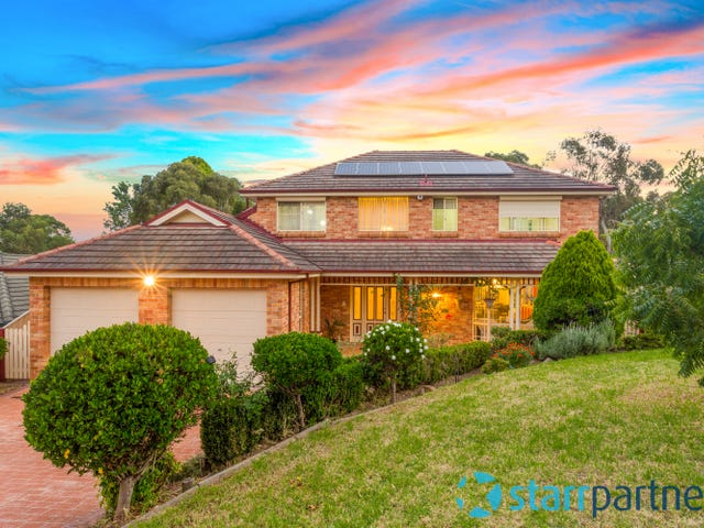 4 Niela Grove, Baulkham Hills, NSW 2153