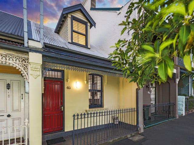 40 Mallett Street, Camperdown, NSW 2050