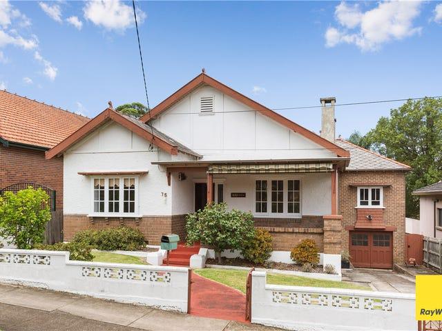 75 Kingston Street, Haberfield, NSW 2045