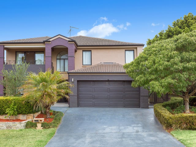 11 Vivaldi Place, Beaumont Hills, NSW 2155