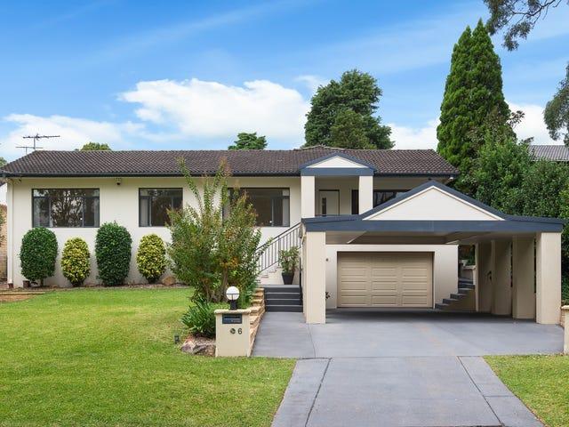 6 Warrabri Place, West Pymble, NSW 2073