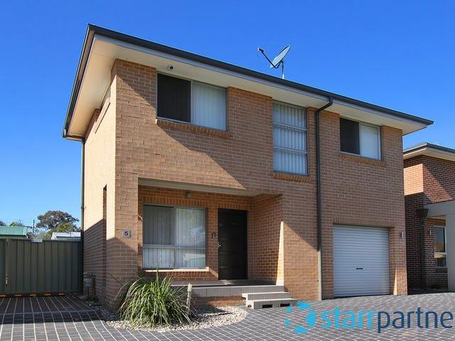 5/80 Newton Road, Blacktown, NSW 2148