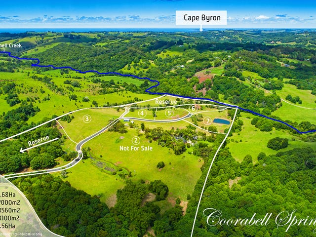 105  Keys Road, Coorabell, NSW 2479